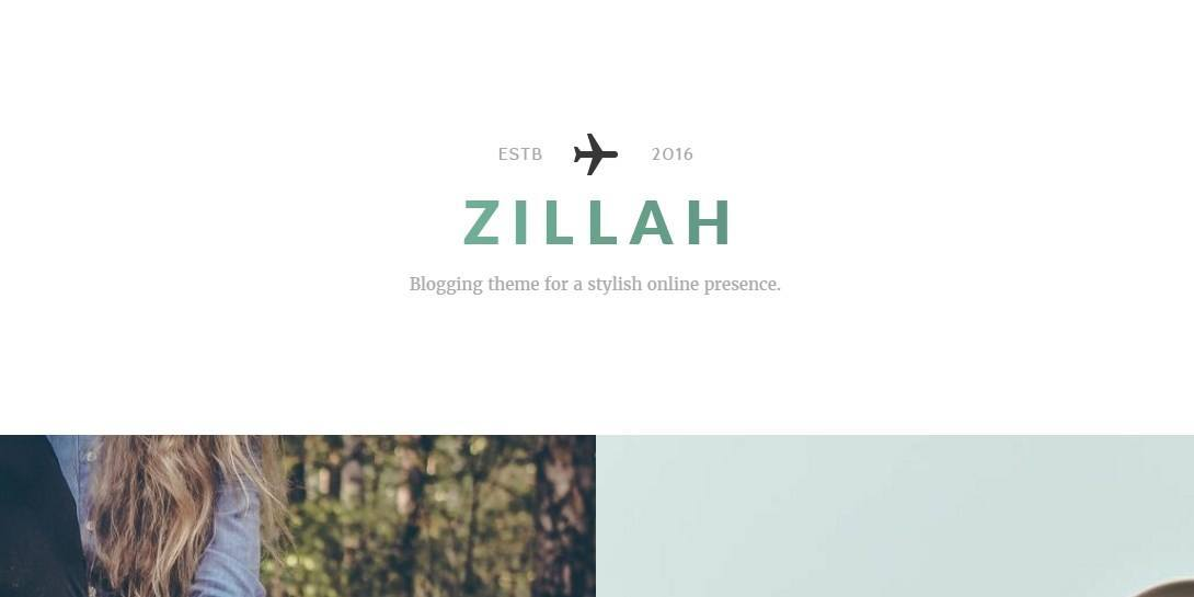 Our Most Exciting Free Blogging Theme Is Here