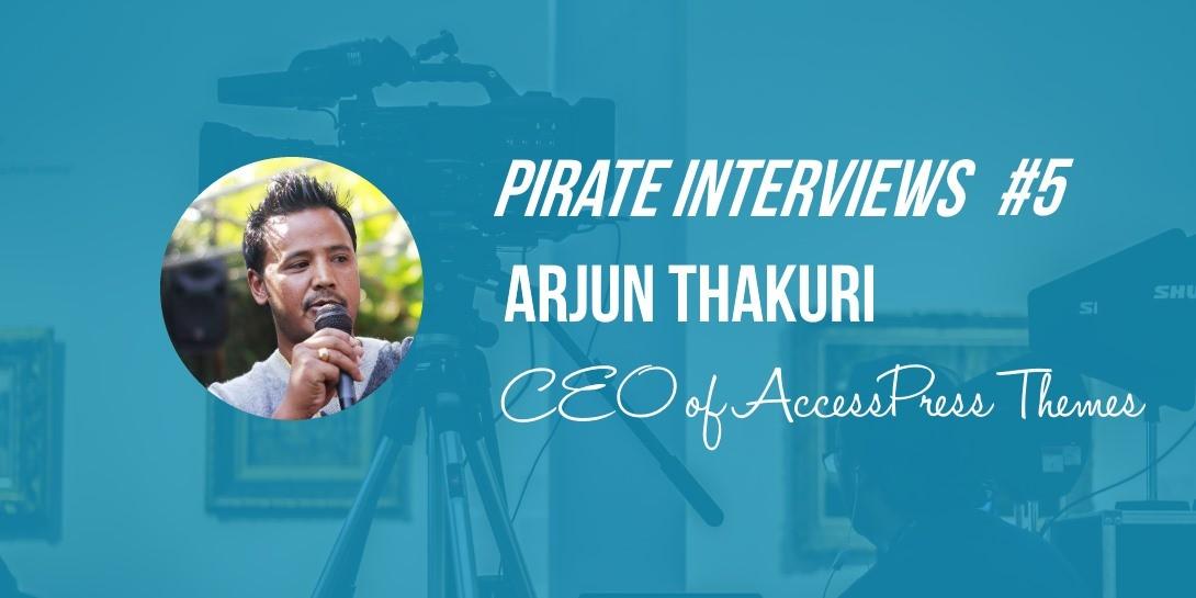 Arjun Thakuri Interview