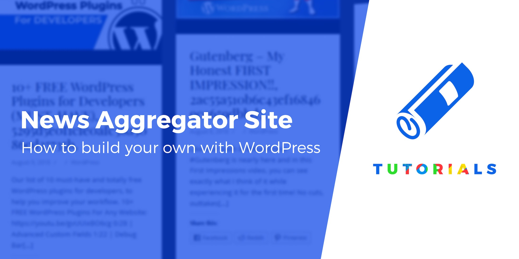 How To Create A Wordpress News Aggregator Website Beginners Guide