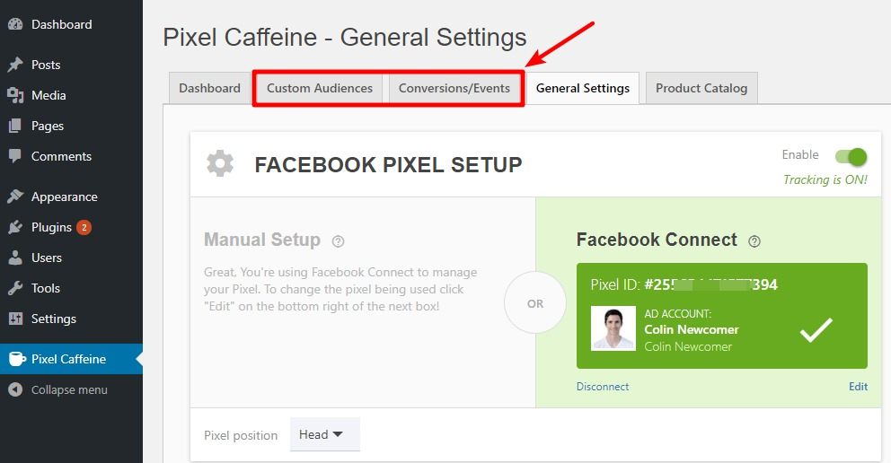 pixel caffeine advanced features
