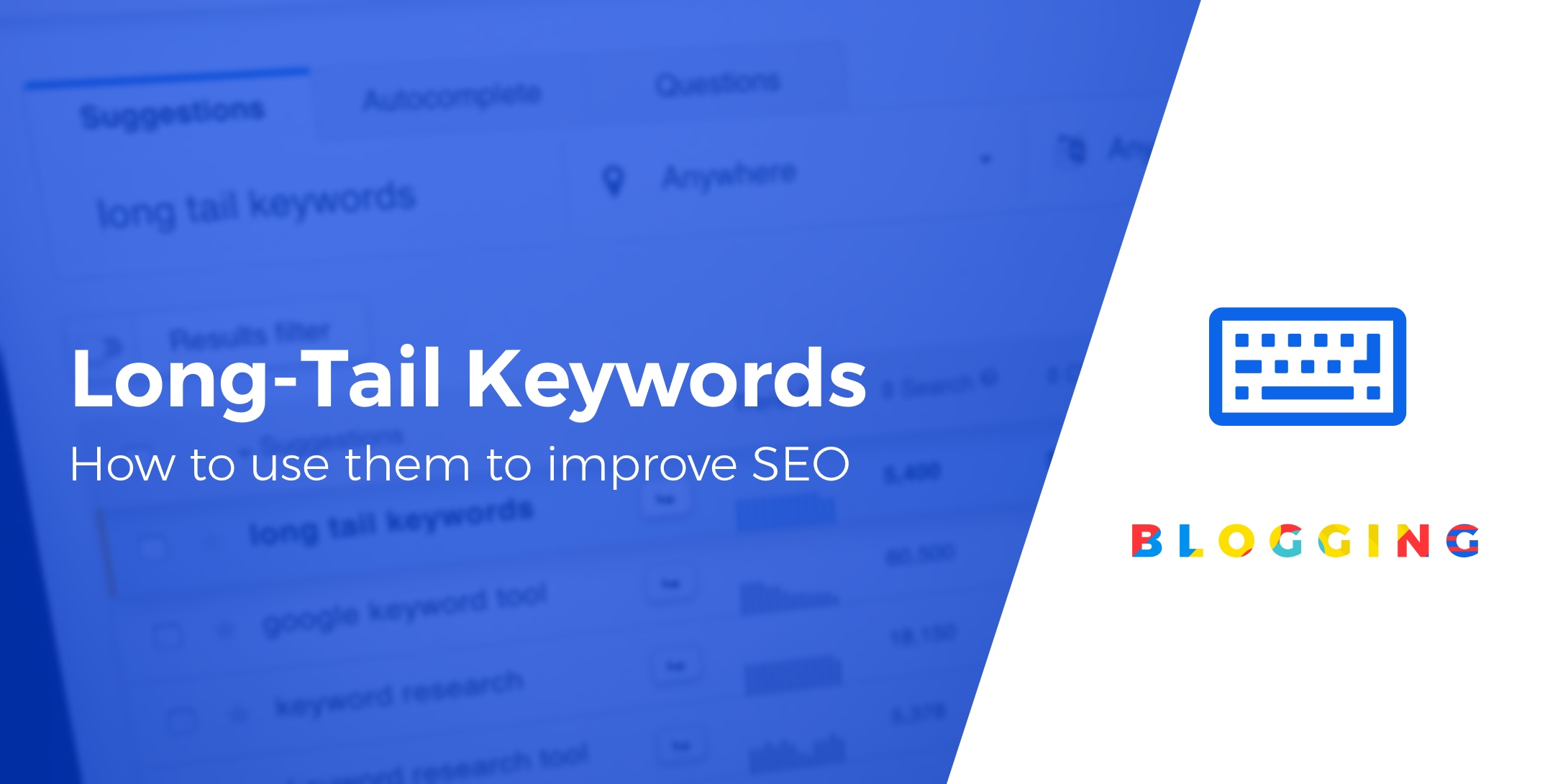 how to use long tail keywords to improve your wordpress sites seo