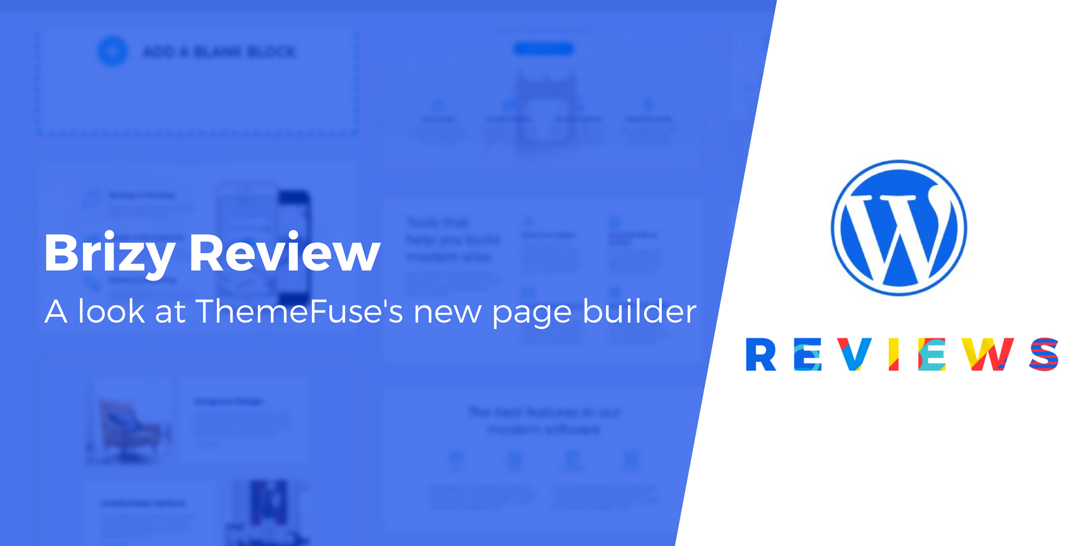 Brizy Page Builder Review