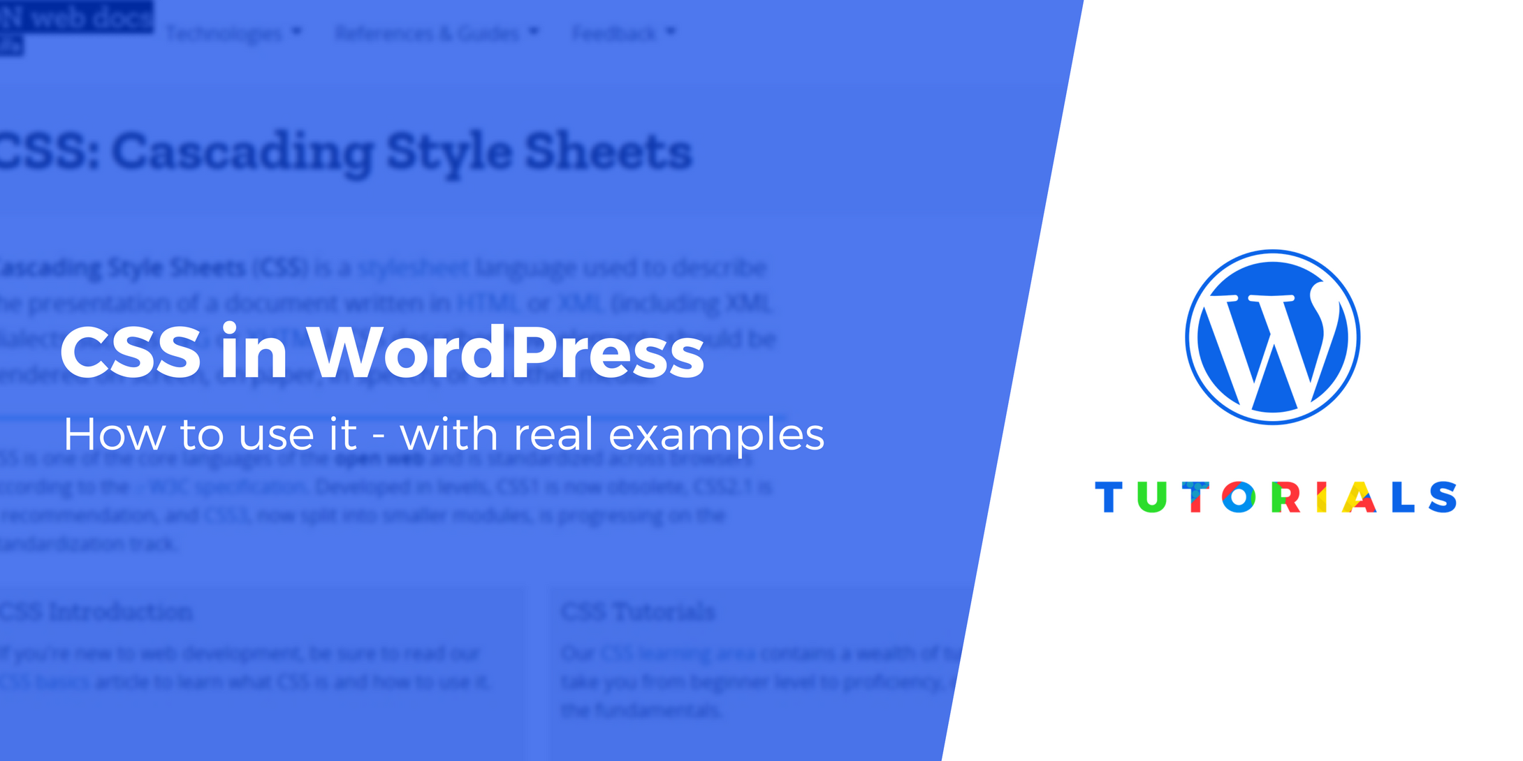Beginner S Guide How To Use Css In Wordpress For Easy Style Tweaks