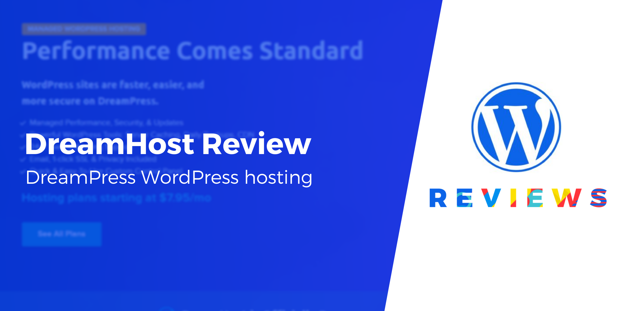 dreamhost review for wordpress