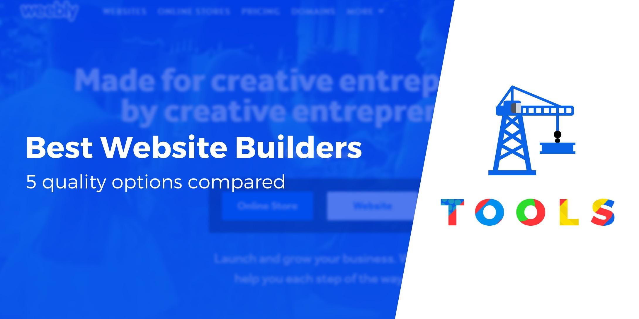 best website builders